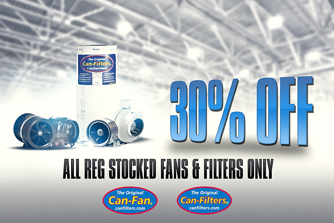 Get 30% off The Original Can-filters!